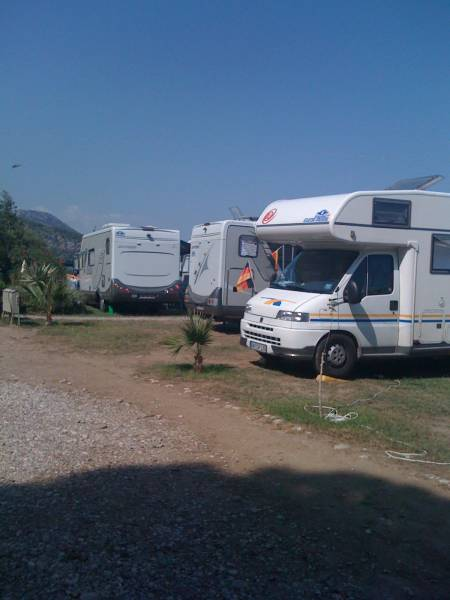 ORKINOS CAMPING